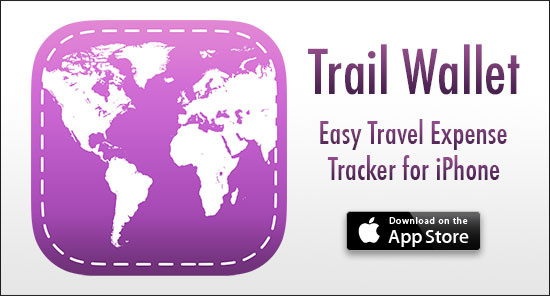Travel Budget App Trail Wallet