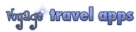 The Voyage Travel Apps logo